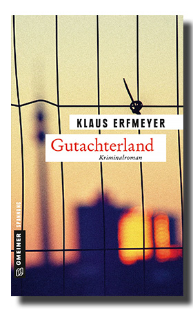 Cover Kriminalroman Gutachterland